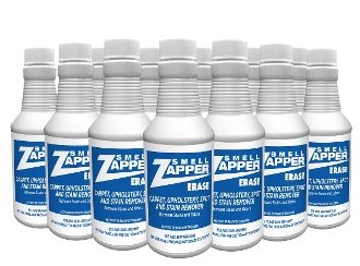 Smell Zapper Erase Spot & Stain Remover: Pint (Case of 12)